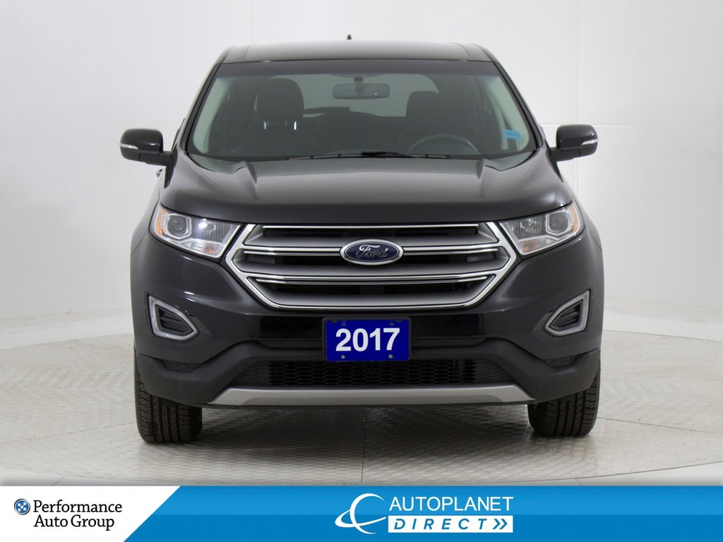 Pre Owned  Ford Edge Sel Awdback Up Camintelligent Access Doors